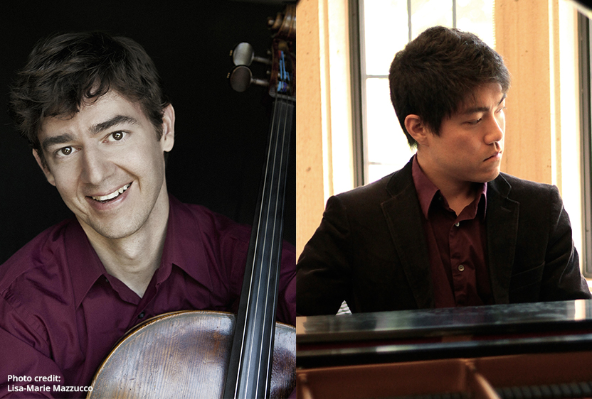 Clancy Newman and Ryo Yanagitani